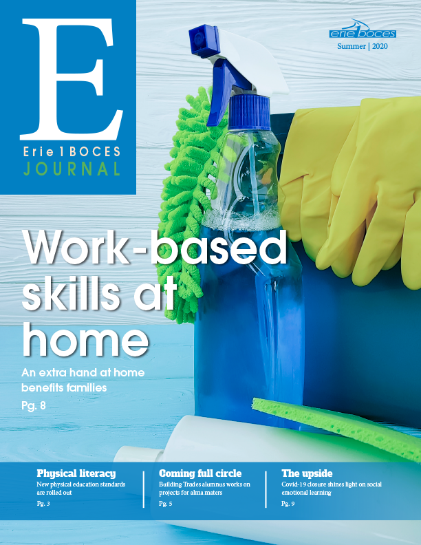 6-2020 Cover of the E1B Journal