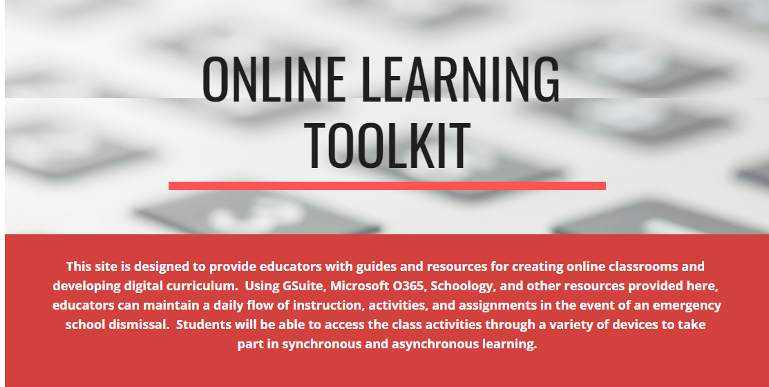 Online Learning Toolkit