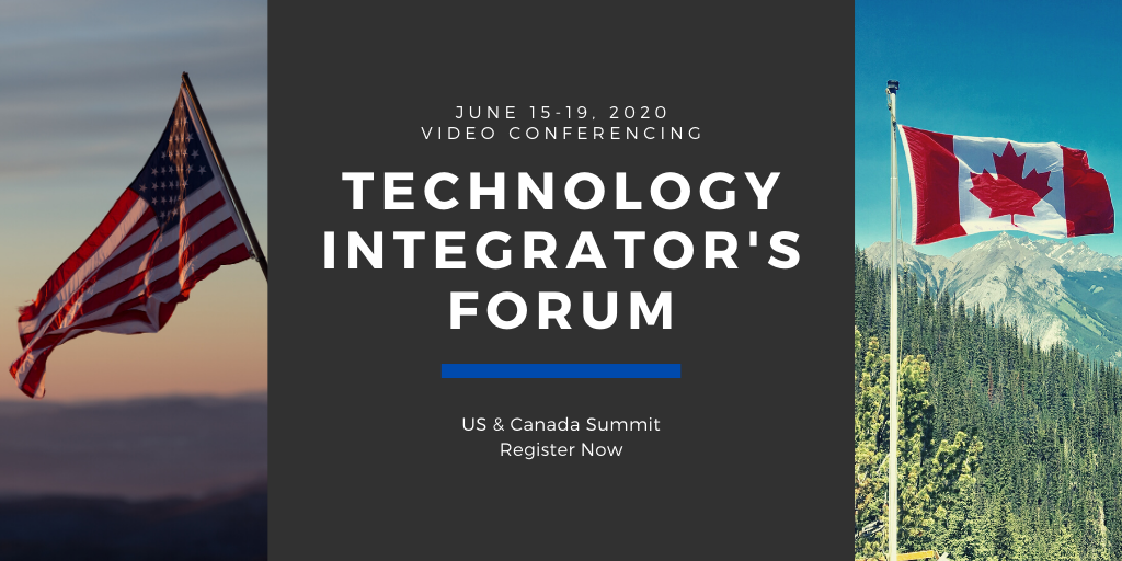 Technology Integrator's Forum